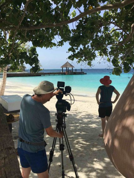 Location Scouting Maldives